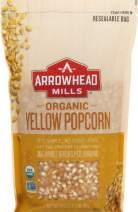 Arrowhead Mills Organic Yellow Popcorn, 28 oz. (Pack of 6)