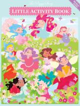 The Piggy Story 'Fairy Garden' Little Activity Booklet for Kids on The Go 2-Pack