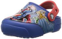 Crocs Kids' Fun Lab Justice League Lights Clog