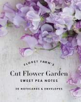 Floret Farm's Cut Flower Garden: Sweet Pea Notes: 20 Notecards & Envelopes (Floral Stationery, Flower Themed Blank Notecards)