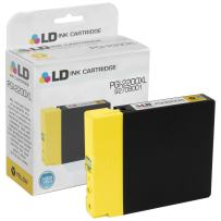LD Compatible Ink Cartridge Replacement for Canon PGI-2200XL 9270B001 High Yield (Yellow)