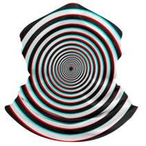 Loxoto Seamless Face Mask Bandanas for Dust, Outdoors, Festivals, Sports Full-Coverage Tube Bandanas