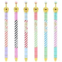 Ipienlee Crown Desigh 0.5mm Mechanical Pencils for School, Office or Family Use (12PCS)