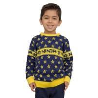 Ninja Video Game Streamer Shuriken Sweater