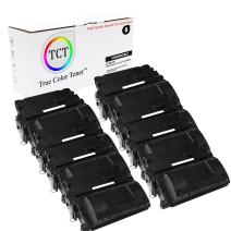 TCT Premium Compatible Toner Cartridge Replacement for HP 81X CF281X Black High Yield Works with HP Laserjet Enterprise MFP M630H M630DN M630F M630Z Printers (25,000 Pages) - 8 Pack