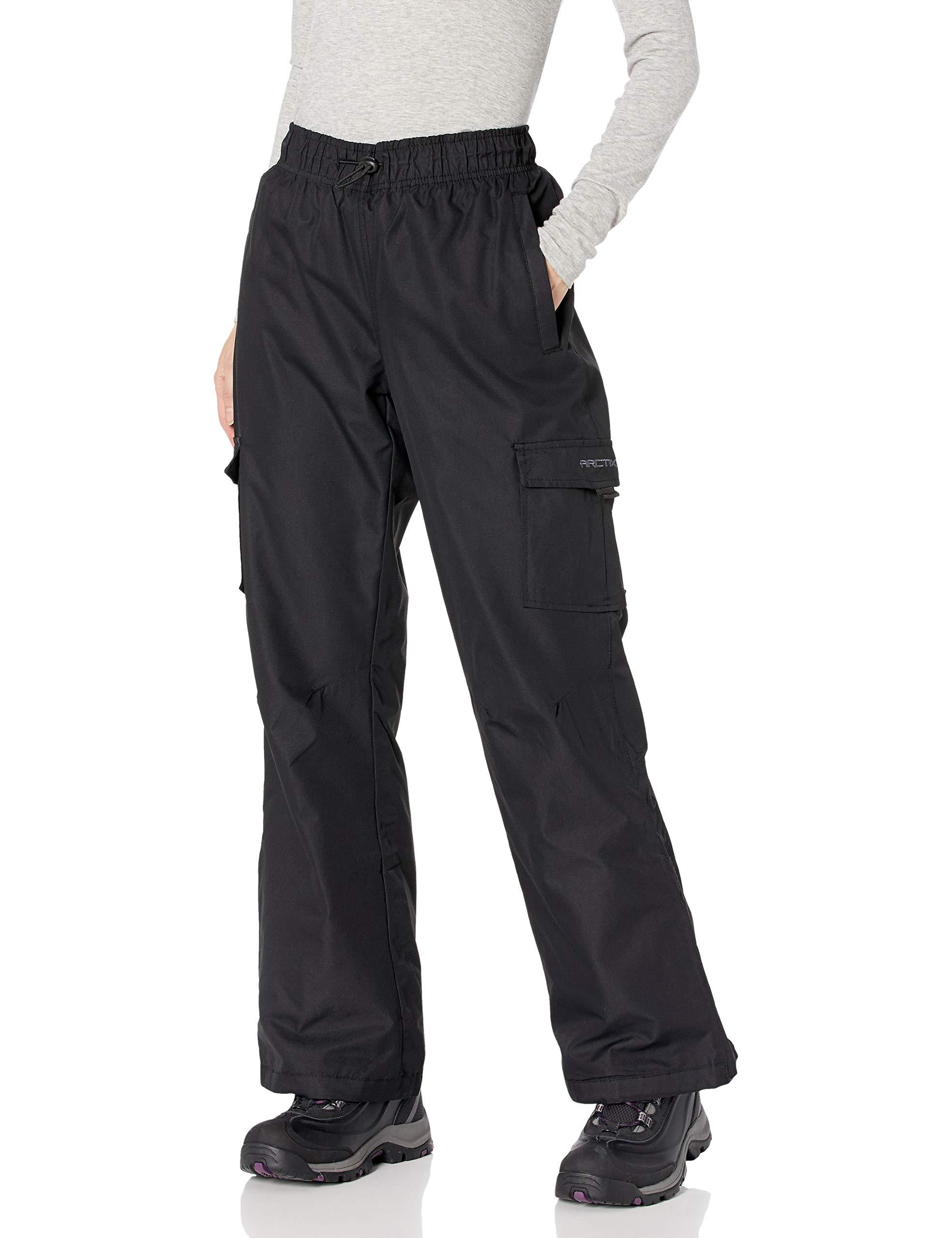 Arctix Women's Lumi Fleece Lined Cargo Pant Skiing-Pants