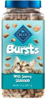 Blue Buffalo Bursts Crunchy Cat Treats