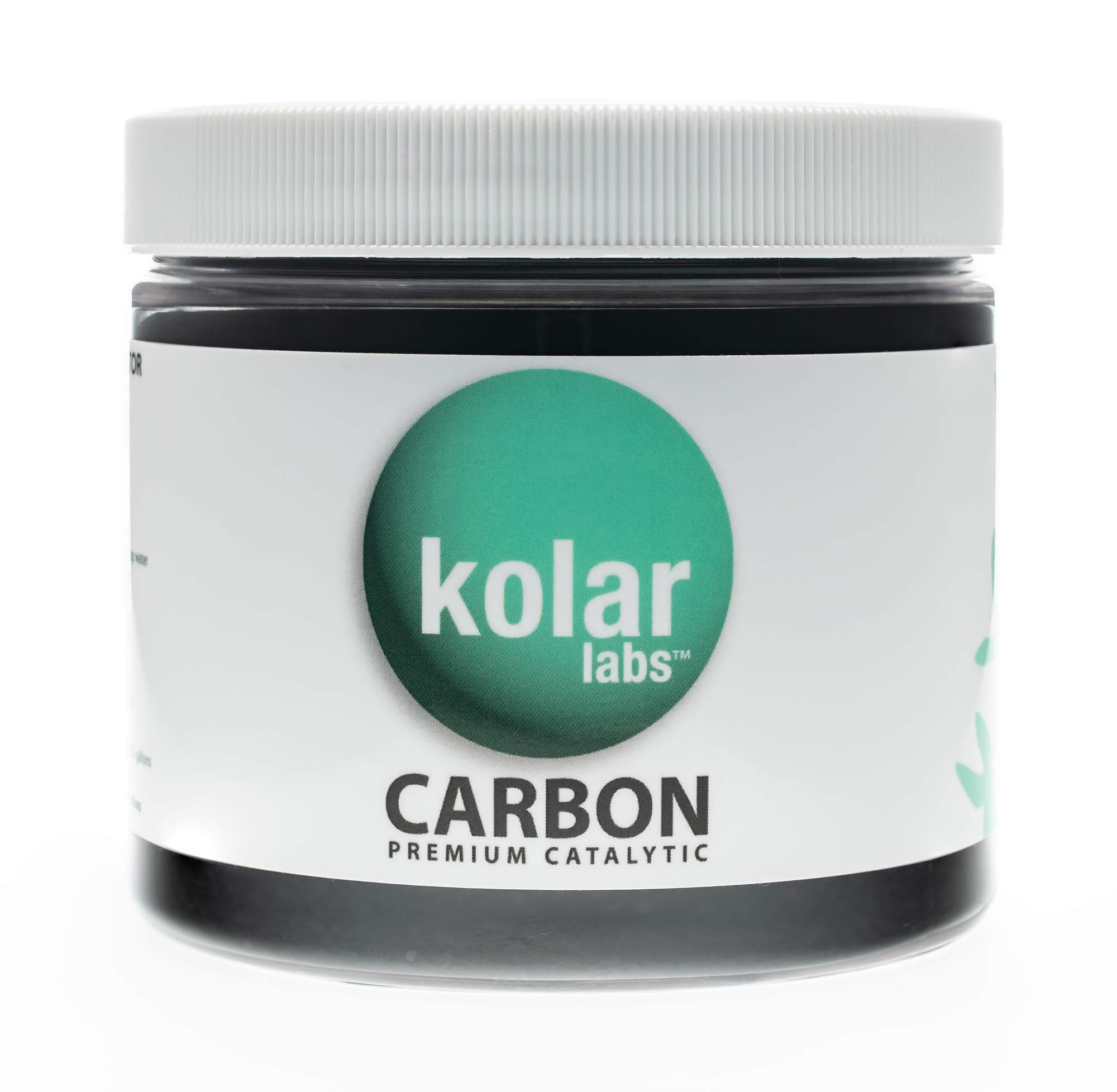 Kolar Labs – Premium Catalytic Activated Carbon – Chlorine, Chloramine and Hydrogen Sulfide Removal for Tap Water, Reverse Osmosis Filtration Systems and Aquariums
