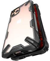 Ringke Fusion X Fitted for iPhone 11 Pro Case, Edge Protection Design Scrape Resistant Case Cover for iPhone XI Pro - Black