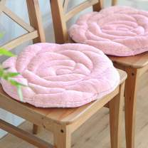 IPENNY Soft Cozy Seat Cushion Plush Rose Seat Pad Seat Pillow Relieves Back Coccyx Sciatica and Tailbone Pain Relief Chair Cushions Chair Pads for Home Office Sofa Car Wheelchair