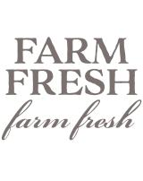 Prima Marketing Farm Fresh Redesign Transfer, Charcoal
