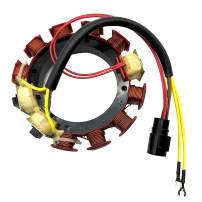 JETUNIT Stator 35Amp 6Cyl For Johnson Evinrude 150-155-175HP 173-4292 584292 583710 763764