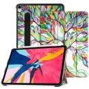 """Fintie SlimShell Case for iPad Pro 11"""" 2018 [Supports 2nd Gen Pencil Charging Mode] - Lightweight Stand Cover with [Secure Pencil Holder] Auto Sleep/Wake for iPad Pro 11, Love Tree"""