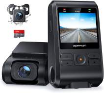 APEMAN WiFi Camera 1080P Indoor Home Security Camera Wireless IP Camera Pet/Baby Monitor Night Vision Motion Detection 2-Way Audio Pan/Tilt/Zoom