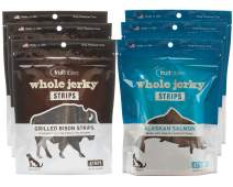 Fruitables Natural Whole Jerky Dog Treats Variety Pack of (6) 5 Ounce Bags