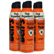 Ben's Tick Repellent Spray 6 oz (Pack of 3)