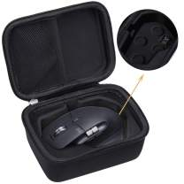 Aproca Hard Travel Storage Carrying Case for Logitech MX Master 3 Advanced Wireless Mouse (Black)