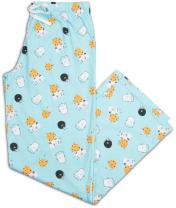 Pavilion - Cookies and Milk Unisex Pajama Pants with Pockets - XX-Large