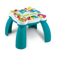 LeapFrog Learn and Groove Musical Table (Frustration Free Packaging), Great Gift For Kids, Toddlers, Toy for Boys and Girls, Ages Infant, 1, 2, 3