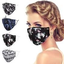 VARWANEO Spring Collection Reusable Face Mask