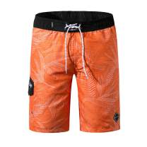 oolivupf Men's Swim Trunks Quick Dry Beach Shorts Swimsuit Casual Style