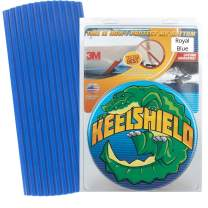 Gator Guards KeelShield Keel Guard - Helps Prevent Damage, Scars and Scratches - DIY Installation - Compatible with Fiberglass and Most Aluminum Boats - Made in The USA - 4' to 12' Lengths