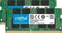 Crucial 16GB Kit (8GBx2) DDR4 2133 MT/s (PC4-17000) DR x8 SODIMM 260-Pin Memory - CT2K8G4SFD8213