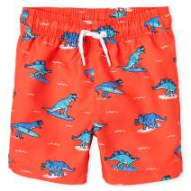 The Children's Place Baby Boys' Printed Swim Trunks