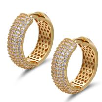 Hypoallergenic Hoop Earrings for Women Fashion Jewelry Gifts for Mother Daughter