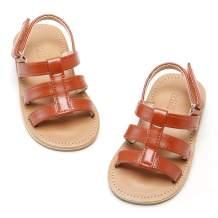 GINFIVE Toddler Girl's Sandals Princess Flats Sandals Girls Shoes (Toddler/Little Kid)