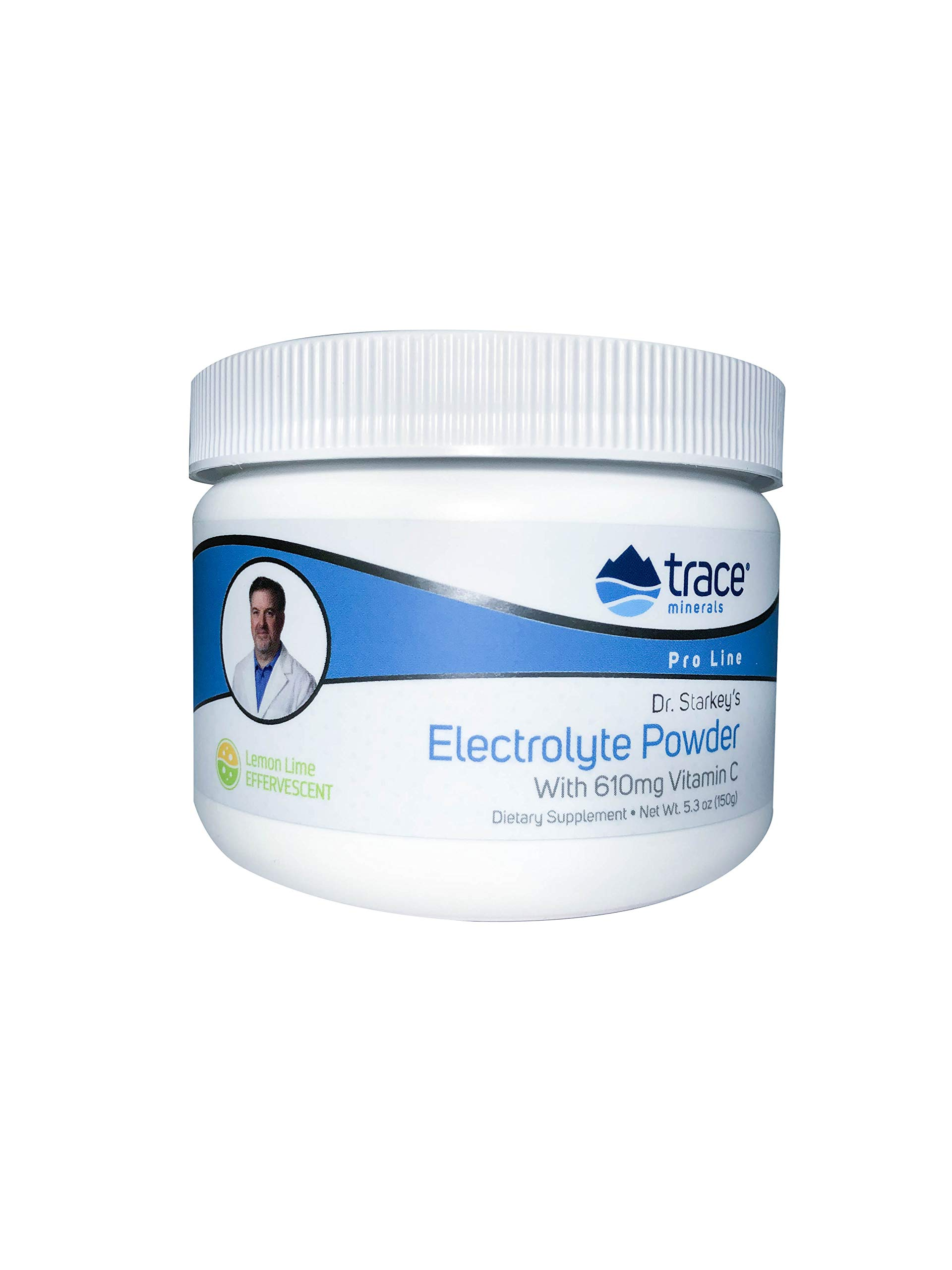 Dr. Starkey's Pro Line Electrolyte Powder with Vitamin C and Concentrace