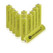 GEILIENERGY Solar Light AA Ni-CD 600mAh Rechargable Batteries (Pack of 12)