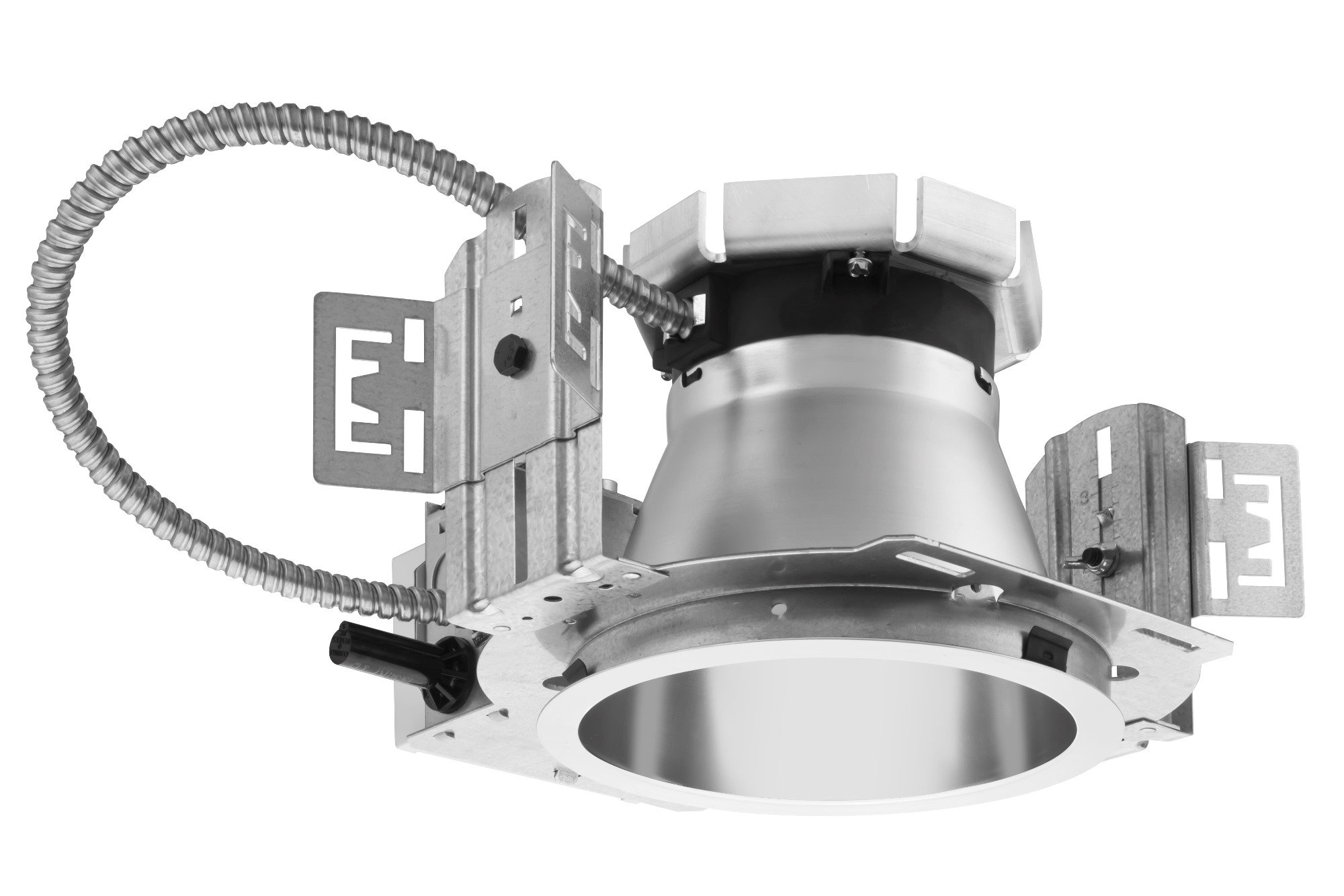 Lithonia Lighting LDN6 35/06 277 HSG LED Gen 1-Recessed Housing, 277-Volt, 600 Lumens