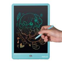 LCD Writing Tablet,Mooedcoe LCD Drawing Tablet for Kids(Blue)