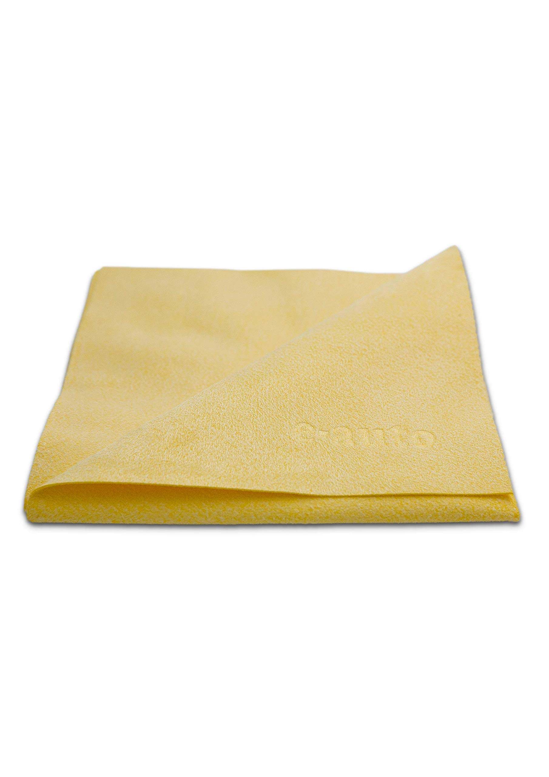 E-Cloth Car Dry & Shine Cloth - Super-Absorbent - Dries Streak-Free, Spot-Free, Residue-Free - Just Add Water