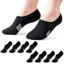 No Show Athletic Socks 5-10 Pairs Hiking Running Ankle Socks For Women Cushion Low Cut Socks