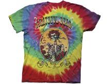 Ripple Junction Grateful Dead Bertha Deco Frame Adult T-Shirt
