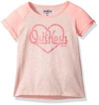 OshKosh B'Gosh Girls' Logo Tees