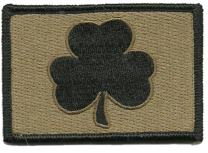 Subdued Irish Tactical Patch