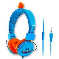 Kids Headphones Children Headphones Over Ear Child Headphones Volume Limited Children's Headphones for Kids Boys Girls for School/Music/Kindle/MP3