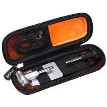 Mchoi Hard Portable Case Compatible with Getaria 2.4GHZ Wireless Guitar System(Case Only)