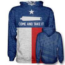 Greater Half: Come and Take It Hoodie (XS-XXXXXL)