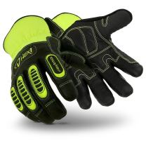 HexArmor Hex1 2125 Work Gloves with Light Impact Protection and Safety Cuff, X-Large