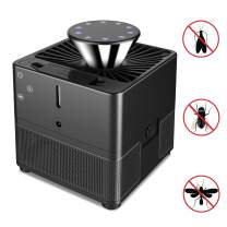 Leader Accessories Indoor Bug Zapper Mosquito Zappers/Killer - Insect Fly Trap, Electronic Mosquito Attractant Trap