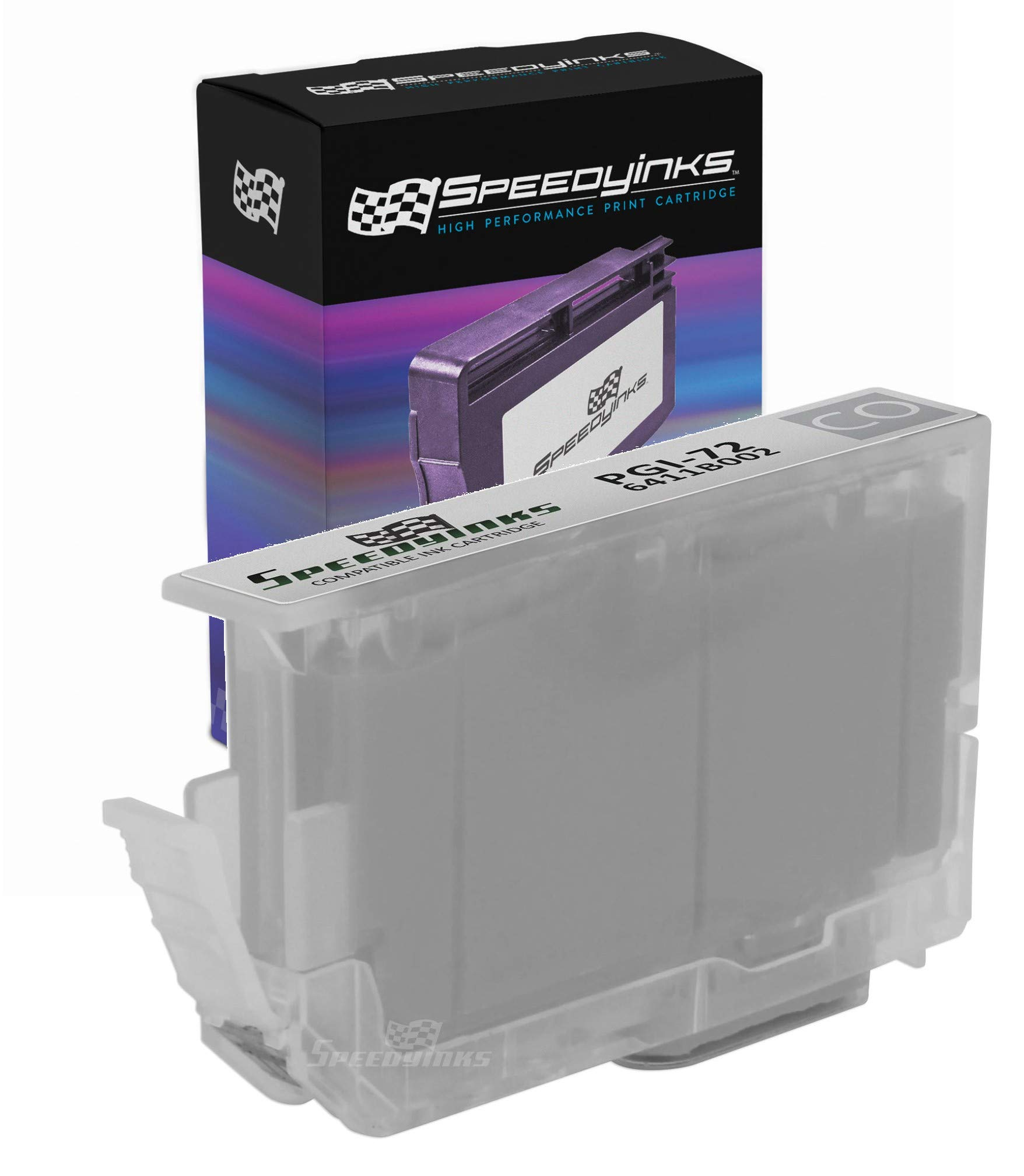 Speedy Inks Compatible Ink Cartridge Replacement for Canon 6409B002 PGI-72 (Chroma Optimizer)