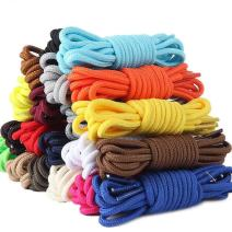 12 Pairs Durable Shoelaces for Boots, Work Boots & Hiking Shoes (Random Assorted Colors)