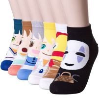 Womens Cat Socks - Crazy Cute Animal Dog Owl Print Crew Novelty Fun Funny Gift