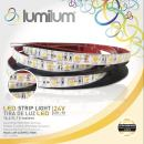 Professional LED Strip Lights – Tape Lights – Dimmable – 24 Volt – IP54 (16.4 Feet, 2700K – Ultra Warm White)