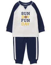 Gymboree Baby Boy Long Sleeve Set
