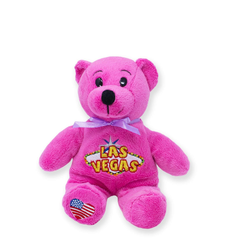 Symbolz Las Vegas Pink Bear by RGU